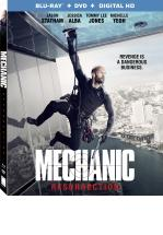 MECHANIC: RESURRECTION -BLU RAY+ DVD -