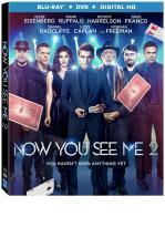 NADA ES LO QUE PARECE 2 - NOW YOU SEE ME 2- BLU RAY + DVD -