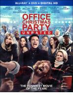 OFFICE CHRISTMAS PARTY -BLU RAY + DVD -