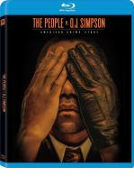 AMERICAN CRIME STORY: THE PEOPLE v. O.J. SIMPSON -BLU RAY-