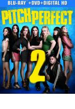 PITCH PERFECT 2 -DVD+ BLU RAY-