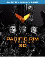 PACIFIC RIM (UPRISING) -BLU RAY 3D + BLU RAY + DVD -