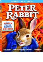 PETER RABBIT -BLU RAY + DVD -