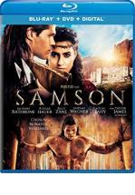 SAMSON -BLU RAY + DVD -