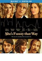 TERAPIA EN BROADWAY -SHE´S FUNNY THAT WAY- BLU RAY -