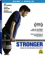STRONGER -BLU RAY-