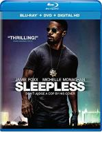SLEEPLESS -BLU RAY + DVD -