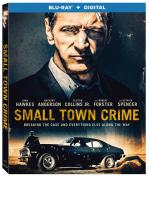 SMALL TOWN CRIME -BLU RAY-