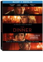 THE DINNER -BLU RAY-