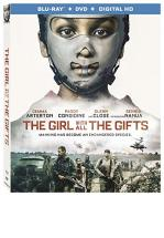 THE GIRL WITH ALL THE GIFTS - BLU RAY + DVD -