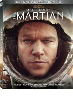 MISION RESCATE - THE MARTIAN - BLU RAY 3D + BLU RAY + DVD