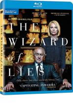 THE WIZARD OF LIES -BLU RAY-