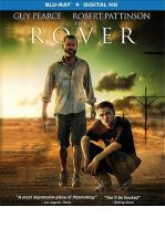 EL CAZADOR -THE ROVER- BLU RAY -