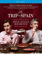 THE TRIP TO SPAIN -BLU RAY-