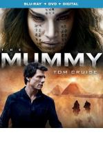 THE MUMMY -BLU RAY + DVD -