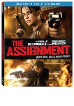 THE ASSIGMENT -BLU RAY + DVD -