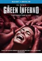 THE GREEN INFERNO -BLU RAY -