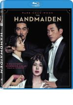 THE HANDMAIDEN -BLU RAY + DVD -
