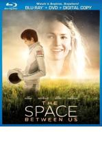 THE SPACE BETWEEN US -BLU RAY + DVD -