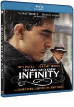 EL HOMBRE QUE CONOCÍA EL INFINITO -BLU RAY + DVD -