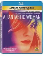 UNA MUJER FANTASTICA -BLU RAY + DVD-
