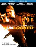 UNLOCKED -BLU RAY + DVD -