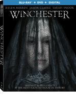 WINCHESTER -BLU RAY + DVD -