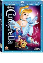 LA CENICIENTA - CINDERELLA : DIAMOND EDITION BLU-RAY