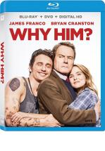 ¿POR QUE EL? -WHY HIM? -BLU RAY + DVD -