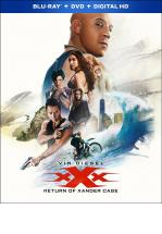 XXX : REACTIVADO -BLU RAY + DVD -