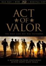 ACTO DE VALOR - ACT OF VALOR BLU-RAY
