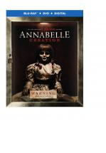 ANNABELLE 2: LA CREACION -BLU RAY + DVD -