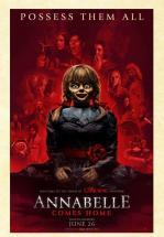 ANNABELLE 3: VIENE A CASA -BLU RAY + DVD -