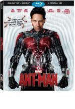 ANT-MAN  -EL HOMBRE HORMIGA- BLU RAY 3D + BLU RAY -