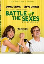 LA BATALLA DE LOS SEXOS -BLU RAY + DVD -