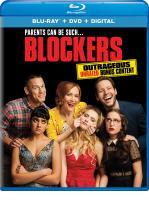 NO ME LAS TOQUEN (BLOCKERS) -BLU RAY + DVD -