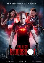 BLOODSHOT -BLU RAY + DVD-