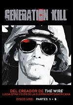 GENERATION KILL (MINISERIE HBO) 3 DISCOS