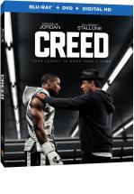 CREED -BLU RAY + DVD -