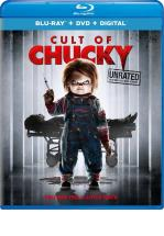 CULT OF CHUCKY (CHUCKY 7) -BLU RAY + DVD -