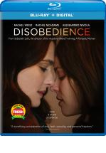 DISOBEDIENCE -BLU RAY + DVD -