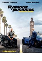 RAPIDOS Y FURIOSOS 9 (HOBBS AND SHAW) -BLU RAY + DVD -