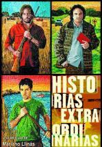 HISTORIAS EXTRAORDINARIAS - TRES DISCOS -