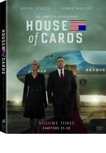 HOUSE OF CARDS -LA TERCERA TEMPORADA COMPLETA-
