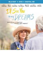 I´LL SEE YOU IM MY DREAMS -BLU RAY+DVD-