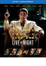 LIVE BY NIGHT -VIVIR DE NOCHE- BLU RAY + DVD -