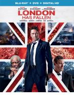 LONDRES BAJO FUEGO -LONDON HAS FALLEN- BLU RAY + DVD -