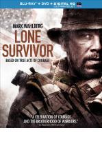 EL SOBREVIVIENTES -LONE SURVIVOR- BLU RAY + DVD