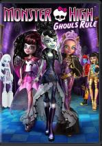 MONSTER HIGH : UNA FIESTA TENEBROSA - MONSTER HIGH : GHOULS RULE
