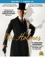 MR.HOLMES -BLU RAY-